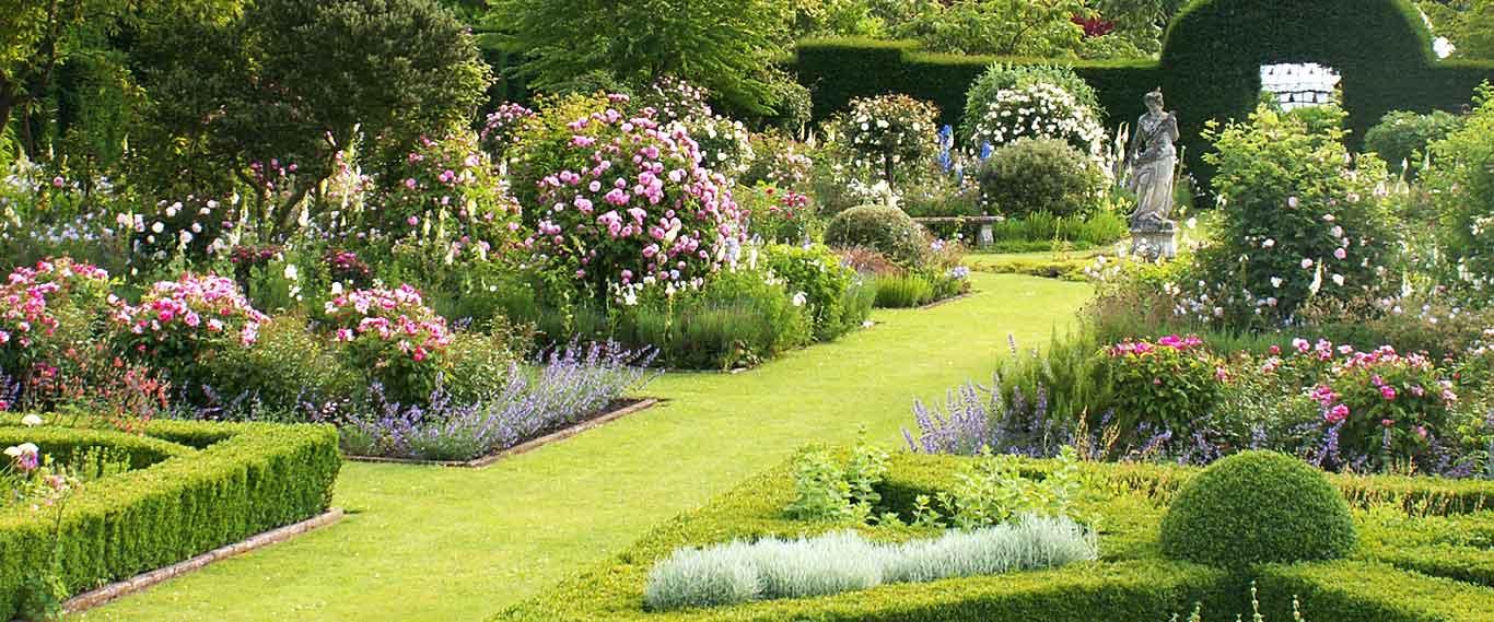 Unique Tea Rooms Gardens