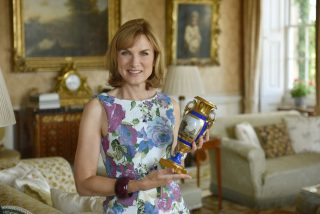 Antiques Roadshow at Helmingham Hall Gardens