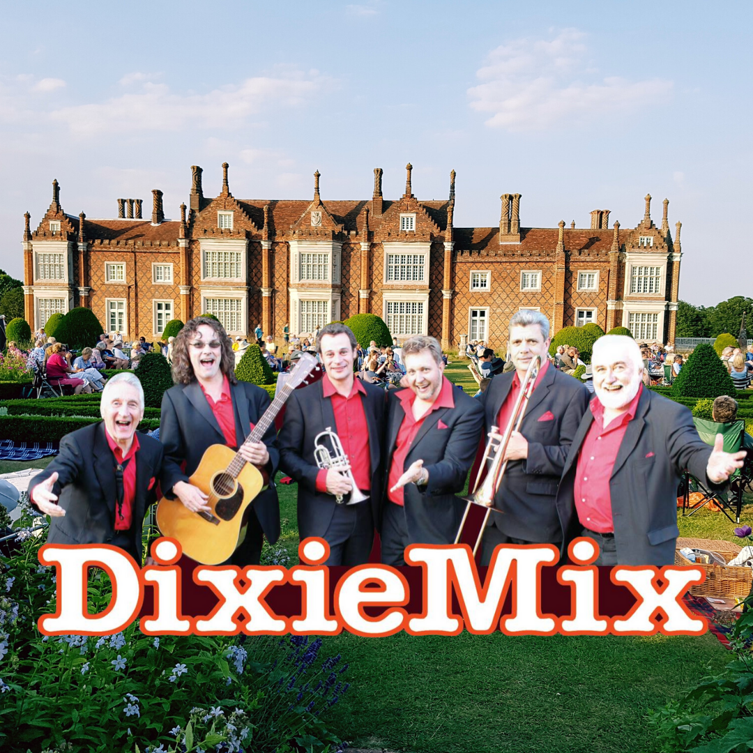 Dixie Mix at Helmingham Hall Suffolk