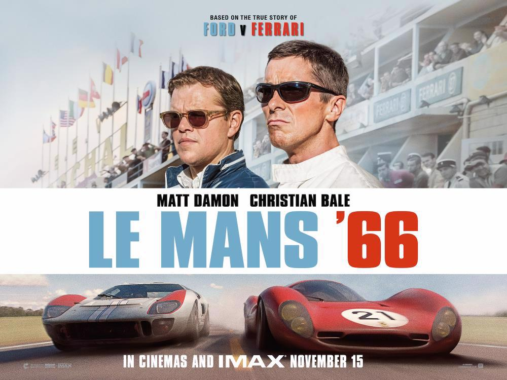 Outdoor Cinema – Le Mans '66