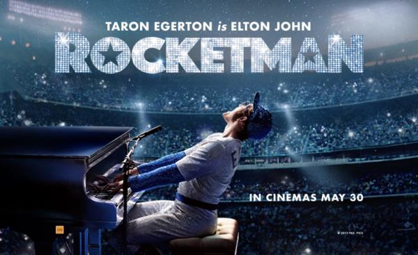 Rocketman Film Poster