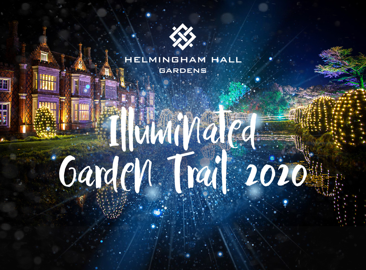 Illuminated Garden Trail – 29th November 2020