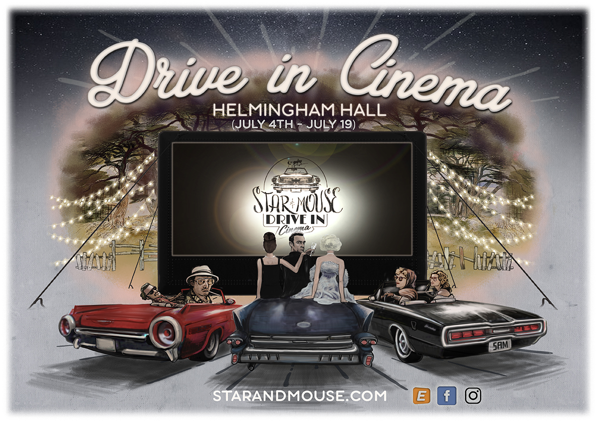 The Star & Mouse Drive in Movie Theatre – Knives Out