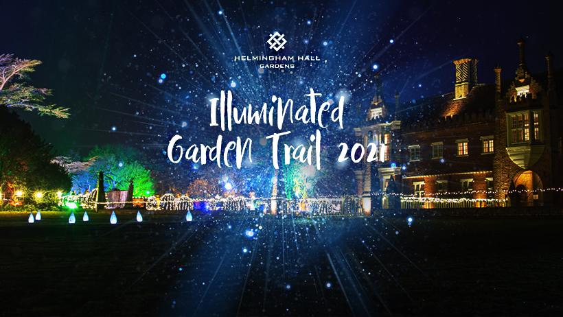 Illuminated Garden Trail – 2021