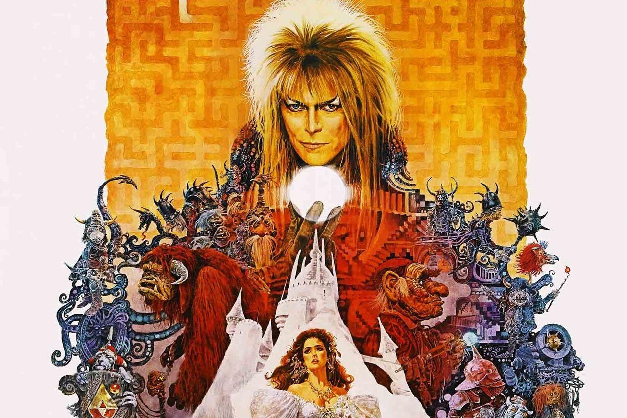 Halloween Outdoor Cinema – Labyrinth