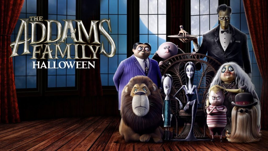 Halloween Outdoor Cinema – The Addams Family (2019)