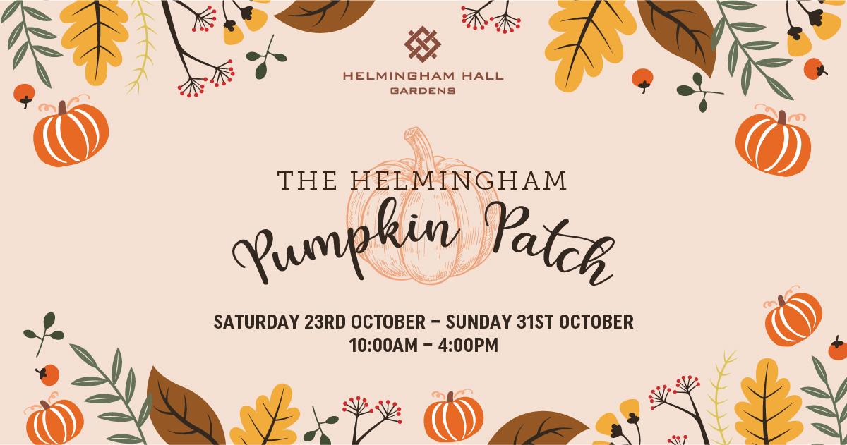 The Helmingham Pumpkin Patch