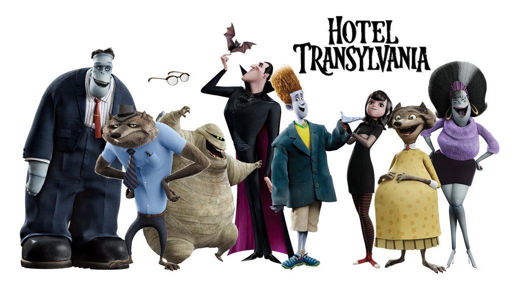 Halloween Outdoor Cinema – Hotel Transylvania